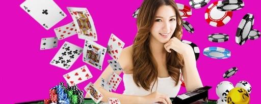 オンラインカジノのボーナスは魅力が多い
