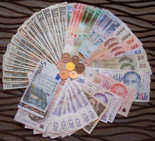 法定通貨の入出金方法